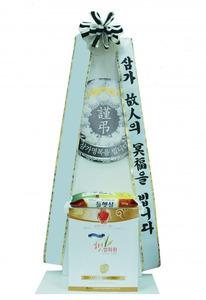 근조(쌀화환40kg)ft-2047