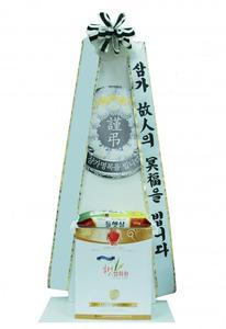 근조(쌀화환10kg)ft-2027